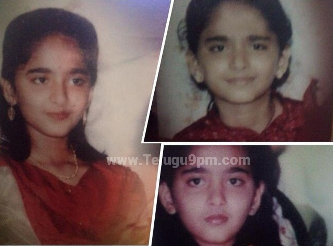 Actress Anushka Shetty Childhood Unseen Photos - Rare ...