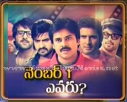 Who is Tollywood's no.1 hero?