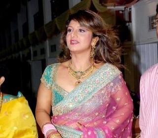 Rambha's Jewellery worth Rs 4.5 crore robbed