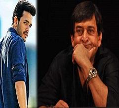 Mahesh Turns Villain In Akhil Film