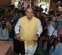 Arun Jaitley to present General Budget in Parliament Today