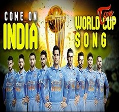Come On India – Cricket World Cup 2015 Song