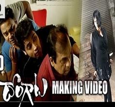 Adivi Sesh & Manchu Lakshmi's Dongata making Video