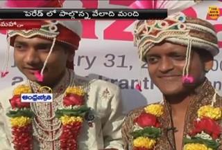 Gay parade in Mumbai succeeded