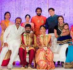 Manchu Manoj Engagement Photos – Gallary
