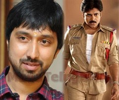 Young Director K.S.Ravindra in Shock with Pawan