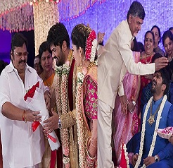 Rocking Star Manchu Manoj Engagement Photos