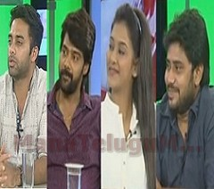 Chit Chat with Bham Bholenath Movie Unit