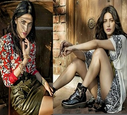 Shruti Hassan Latest Hot Photoshoot Pics