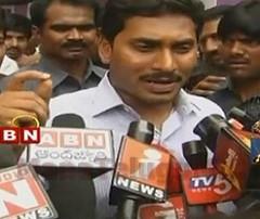 Govt should not force farmers for Land Pooling : YS Jagan