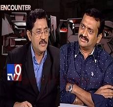 Murali Krishna's encounter with Bandla Ganesh