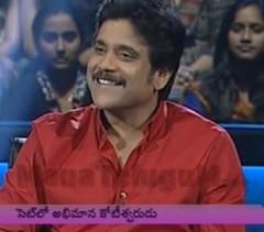 Chit Chat with 'Meelo Evaru Koteeswarudu' Nagarjuna
