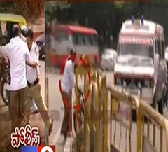 Ex-Serviceman humiliated for allowing ambulance to pass on Bangalore Road
