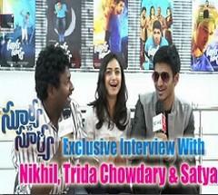Exclusive Interview With Surya VS Surya Movie Team
