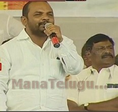 TDP leader funny comments on CM KCR & his Family