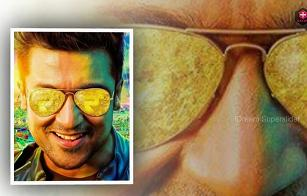 Surya's Masss Movie Second Look Poster – Venkat prabhu, Nayanthara