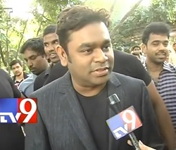 A.R Rahman Exclusive interview on Ok Bangaram