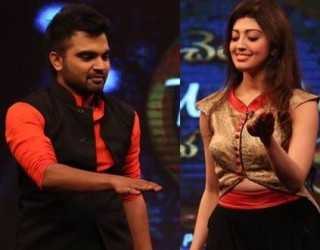 Konchem Touch Lo Unte Chepta – E30 – 25th April with Praneetha