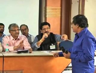 MAA Election 2015 Counting Video Rajendra Prasad wins MAA (2015) elections