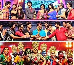 Stars at Zee Telugu 10 Years – Special Program E 3 – 23rd May