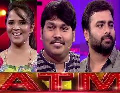 Anasuya ATM Show – E104 –   27th May with Rohit, Sai Karthik
