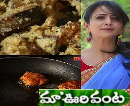 Maa Voori Vanta 2 : E 206 – Aratikaya Masala, Chicken Tawa Kebab, Jai Tulja Bhavani Chat