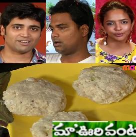 Maa Voori Vanta 2 : E 207 – Celebrity Special Adivi Sesh and Madhunandan, Egg Fried Maggi
