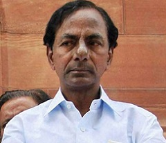 All South CMs Came, But Not KCR