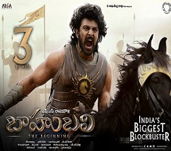 Baahubali to be screened in 20th Busan International Film Festival!