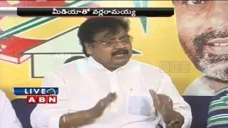 TDP Leader Varla Ramaiah slams YS Jagan