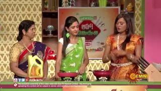 Aha Emi Ruchi – Cookery Show – 28th Budida Gumadikaya Barada
