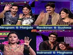 Suma's Connexion Game Show – Suma's Connexion Game Show – E15 – 1st Aug| Nirupam, Manjula, Ravikiran, Sushma, Indraneil, Meghana