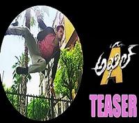 Akhil – the Power of Jua Trailer | Akhil Teaser