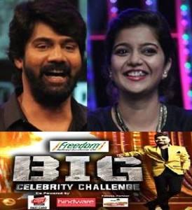BIG Celebrity Challenge E1 – 29th Aug