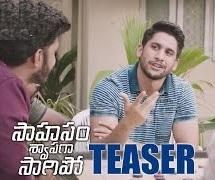 Naga Chaitanya's Saahasam Swaasaga Saagipo Teaser