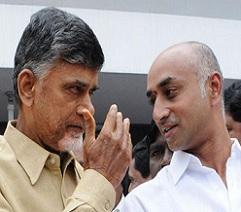 Chandrababu & Galla Jayadev gets deep shock