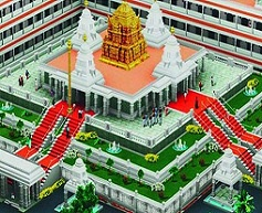 Modi to lay foundation for Golden Temple in AP Capital