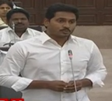 YS Jagan raises Special Status issue in Assembly