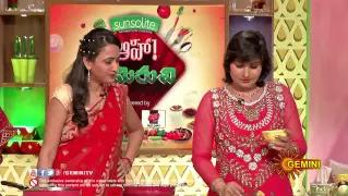 Aha Emi Ruchi – Cookery Show – 11th Kakarakaya Chat Pat Chat