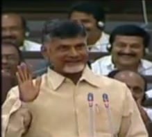 Chandrababu Comedy in AP Assembly | About YS Jagan Astronomy