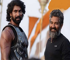 Rana's Scenes Directed By Jr Rajamouli