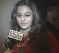 Vidya Balan reveals about her entry in Tollywood | Exclusive Interview