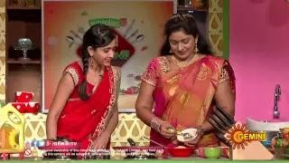 Aha Emi Ruchi – Cookery Show -02nd Sep Keer Dry Fruits Cake