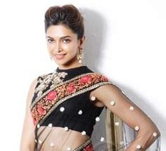 Pic Talk: Ravishing Deepika in Ethnic Wear