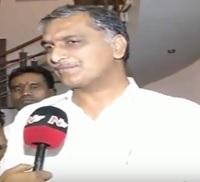 Harish Rao Serious Responce over Chandrababu Naidu and Acham Naidu Comments