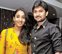 Troubles to Nani from his Wife for Lip Lock !