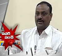 AP Minister Acham Naidu Sensational Comments on YCP Party