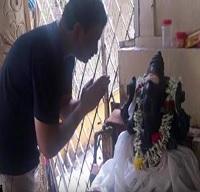 Ram Gopal Varma Bows Down To Lord Ganesha : Shocking