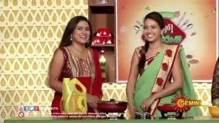Aha Emi Ruchi – Cookery Show – 28th  Sep Oats Parota
