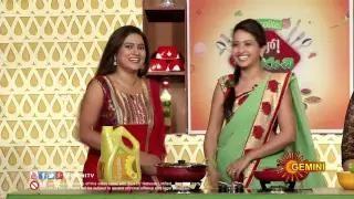 Aha Emi Ruchi – Cookery Show – 28th  Sep Oats Parota